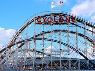 Coney Island i New York - Luna Park