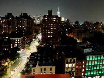 West Village New York - Kveldsutsikt