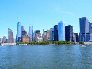 Cruise med lunsj i New York