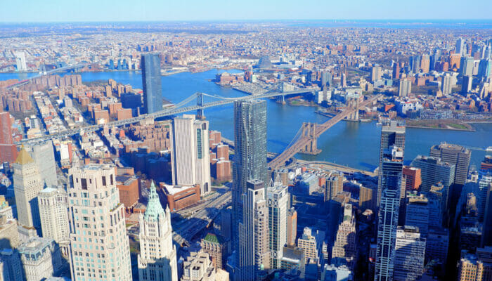 One World Observatory Tickets - Utsikt