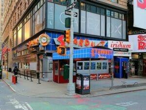 Tema-restauranter i New York
