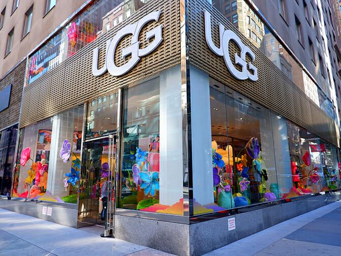 UGG Store i New York