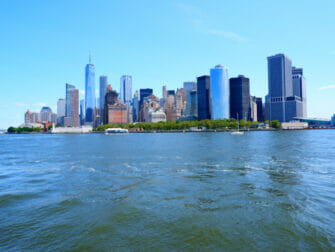 Helgeseiling med champagnebrunch i New York - Utsikt fra båten