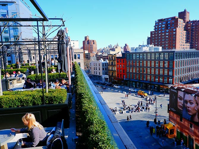 Meatpacking District i New York