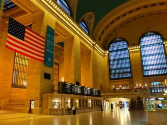 Nabolag Midtown Manhattan - Grand Central