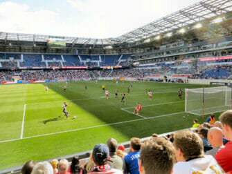 New York Red Bulls - Fotballkamp