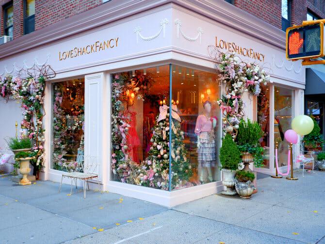 Upper East Side i New York - Madison Ave