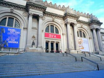 Upper East Side i New York - Metropolitan Museum