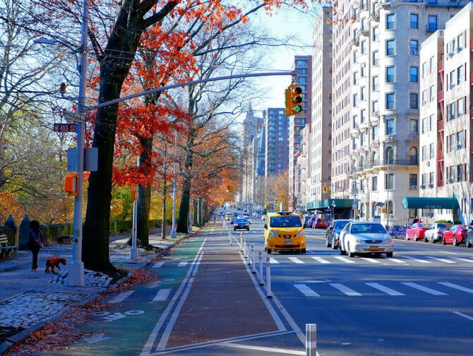 Upper West Side i New York