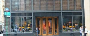 Abercrombie & Fitch i New York