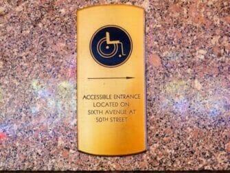 Nedsatt funksjonsevne i New York