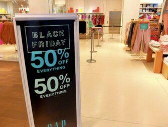 Finne gode tilbud i New York - Black Friday