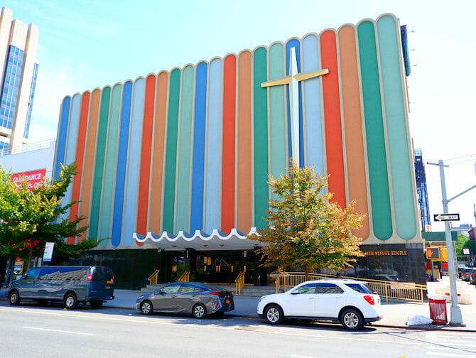 Harlem New York - Kirke
