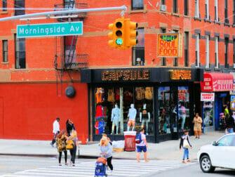 Harlem i New York - Soul Food