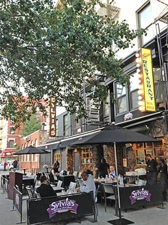 Harlem i New York - Sylvias Restaurant