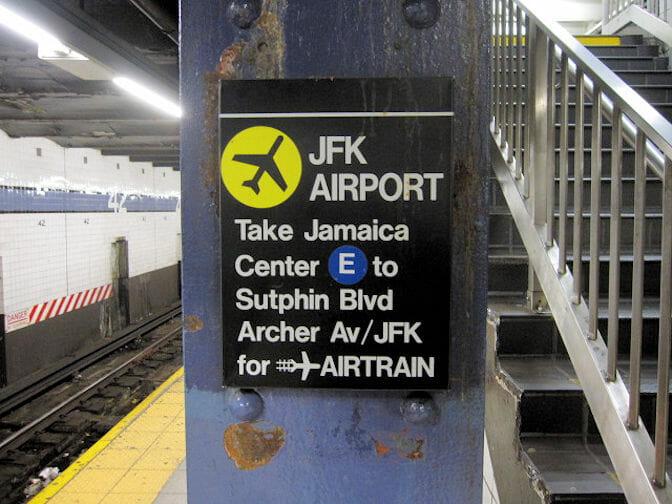 Transport fra Manhattan til JFK flyplass