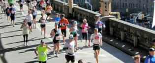 Marathon i New York
