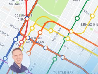 New York Subway - Eric's New York App