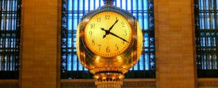Åpningstider i New York