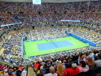 US Open Tennis tickets - Tenniskamp