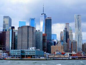 Været i New York