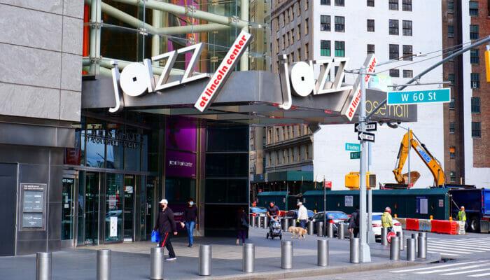 Jazz og Blues i New York - Jazz på Lincoln Center