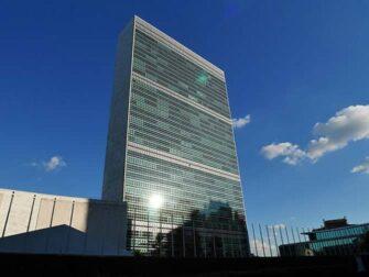 De forente nasjoner i New York - Hovedkvarteret