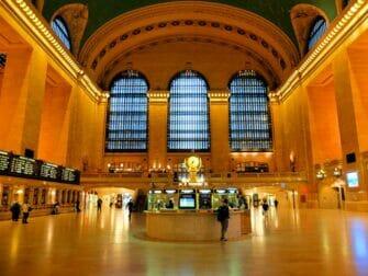 Grand Central Terminal - Klokke