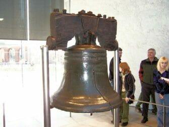 Dagstur fra New York til Philadelphia og Amish Country - Liberty Bell
