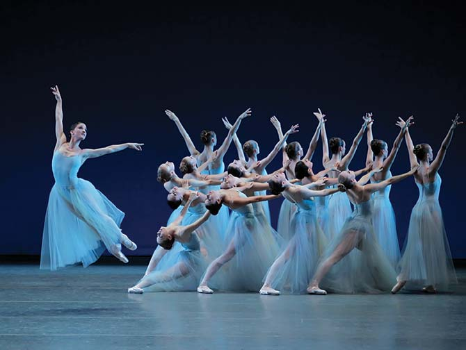 New York City Ballet tickets - Serenade