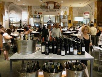 Markeder i New York - Eataly vin