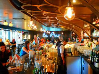 Markeder i New York - Le Bar hos Le District