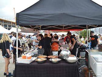 Markeder i New York - Smorgasburg