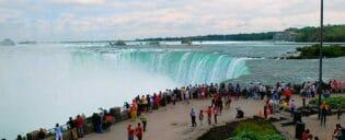 Canada, Niagara Falls og Finger Lakes 3-dagers tur