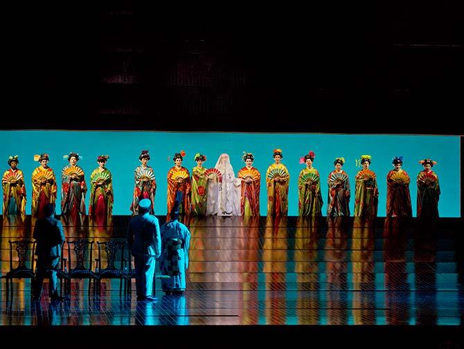 Opera billetter i New York - Madama Butterfly