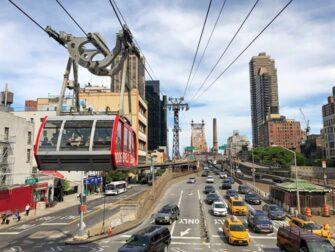 Roosevelt Island Tram New York - Taubane
