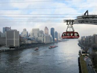 Roosevelt Island Tram New York - East River