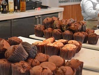 Yotel Hotel i New York - Muffins