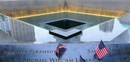 9/11 Memorial i New York