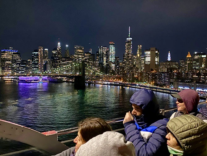 Big Bus in New York - Night Tour