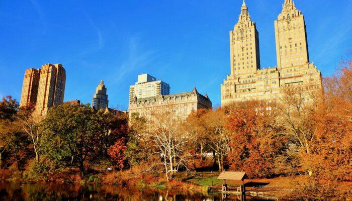 Central Park - Høst