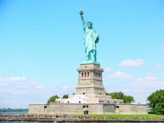 New York Pass - Frihetsgudinnen