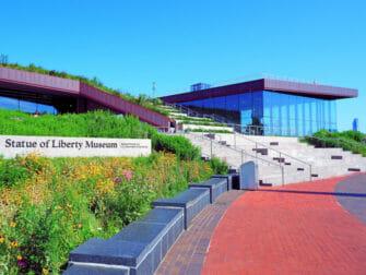 Frihetsgudinnen - Museum