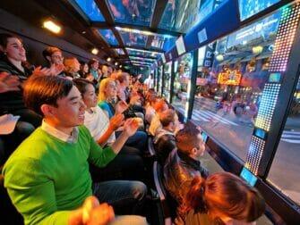 The Ride i NYC - Passasjerer