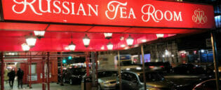 Russian Tea Room i New York