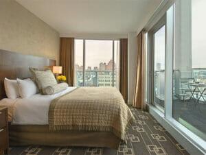 Wyndham Garden Chinatown Hotel i New York