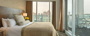Wyndham Garden Chinatown Hotel i New York