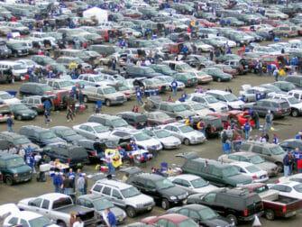 New York Giants - Parkering