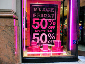 Black Friday i New York