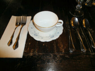 Alices Tea Cup i NYC - Kaker